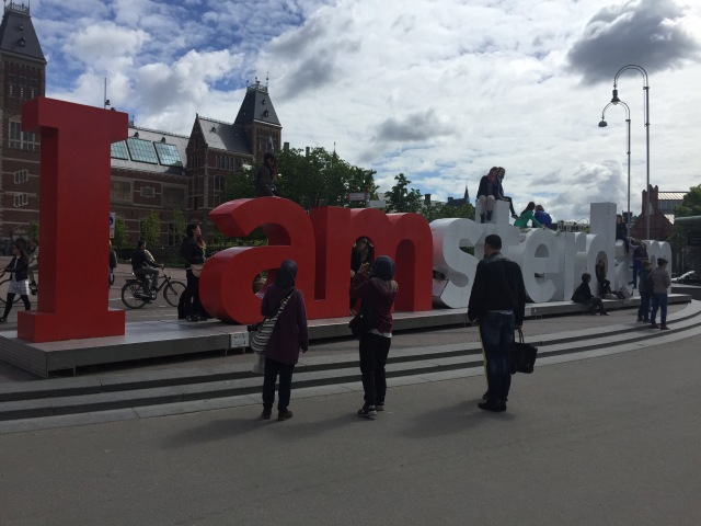 The first in (hopefully) a series about my May 2015 trip to Amsterdam.